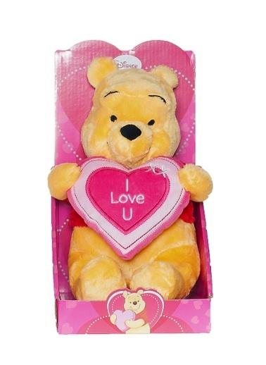 Disney WTP Temalı - Pooh  Kalpli 25cm-Disney